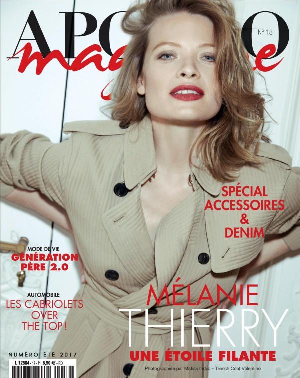 Cover story MELANIE THIERRY APOLLO MAG-min